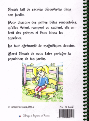 DANS LE JARDIN D'URSULE